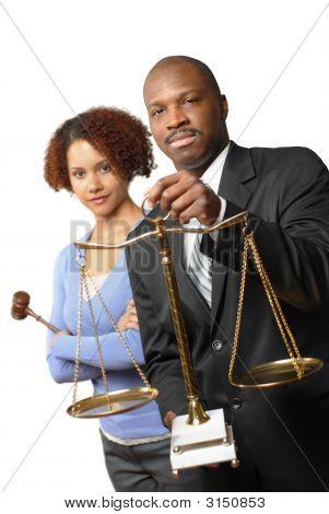 Equipe jurídica