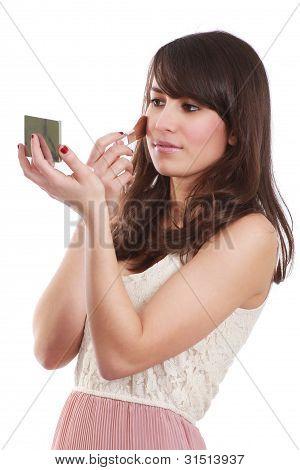 Young Woman Make Up