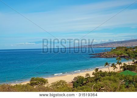 Hapuna Beach State Park, Hawaii, Big Island