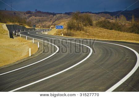 Umweg Straße