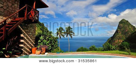 Bedroom Above The Piton