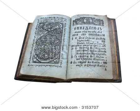 Ancient Medieval Book