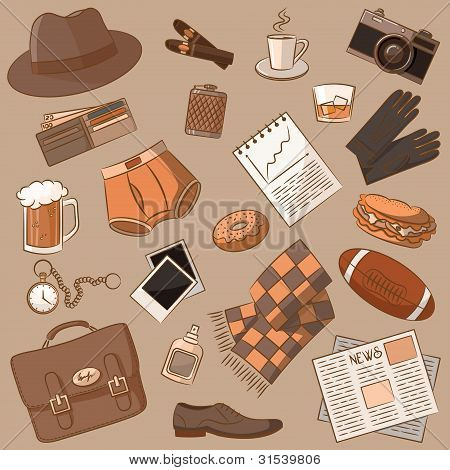 Male Things Vintage Style