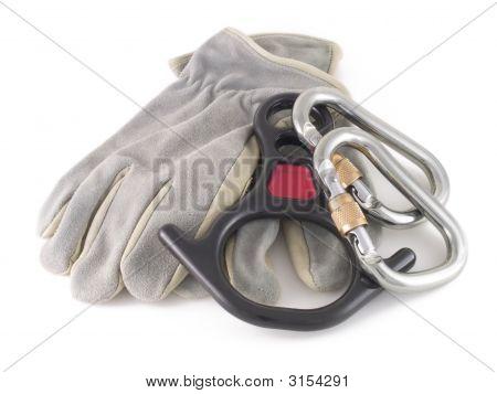 Gloves Carabiner