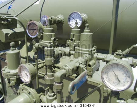 Pipes And Guages