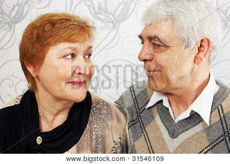 Elderly Pair