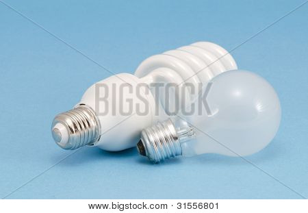 Novel Fluorescent Lights Incandescent Heat Bulb