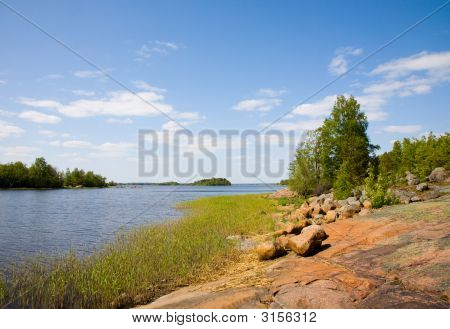 Vuoksa Lake