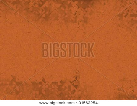 Abstract Sanguine Color Background