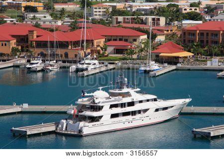 Caribbean Mega Yacht
