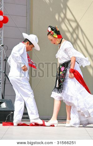Mexican folk dance