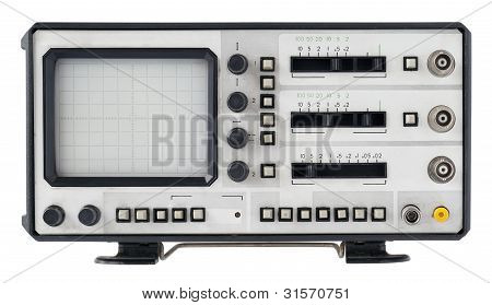 Old Abstrct  Oscilloscope