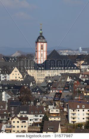 Town Siegen, Germany
