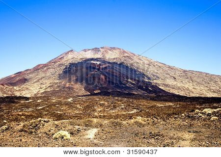 Vulcão El Teide, na ilha de Tenerife