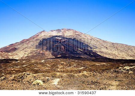 El Teide volcano on Tenerife Island