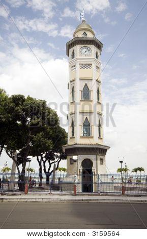 Clock Tower Guayquil Ecuador