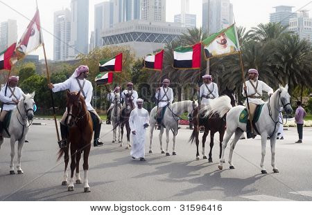 Special Task Force Team, Dubai