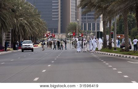 Special Task Force Officer, Dubai