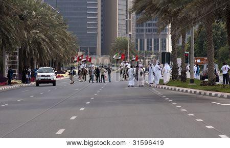 Special Task Force Officer, Dubai