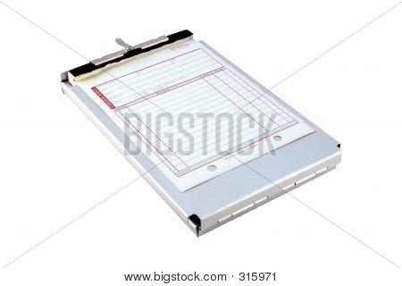 Empty Clipboard 2