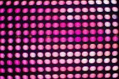 Pink Effect Made By Bokeh Abstract Background Copy Space. Vivid Abstract And Colorful Psychedelic Ba poster