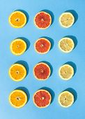 Citruses Creative Healthy Food. Healthy Food Detox. Detox Food. Citruses Closeup. Creative Vegetaria poster