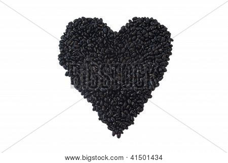 Black Beans: Heart Healthy Nutrient
