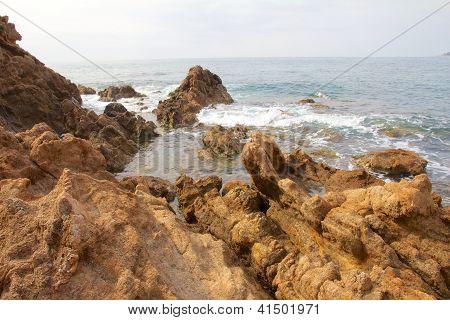 Mediterranean Rocks