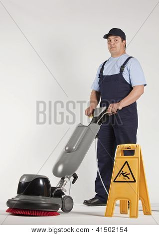 cleaning machine