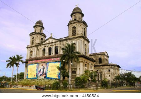 Old Cathedral Managua