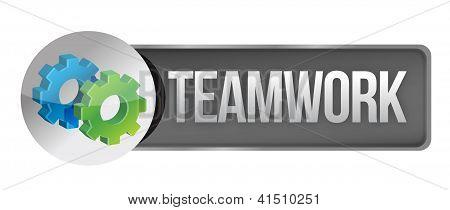 Teamwork Concept Banner