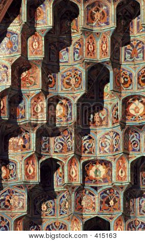 Mosaico islámico - 2