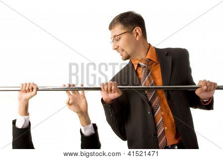 Chin-ups In Business