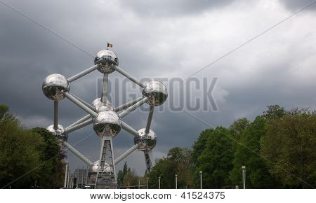 Brussels Capital Of Belgium