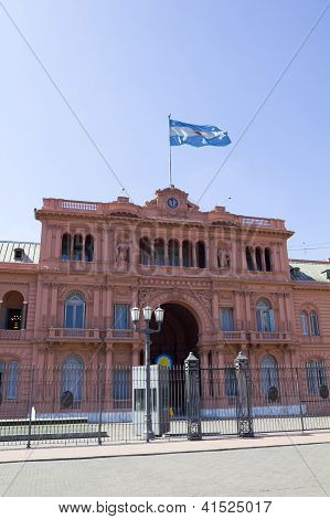 Argentine Government House