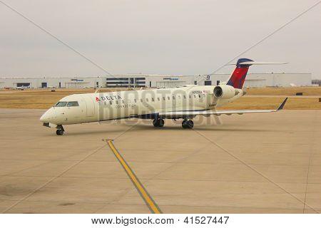 Delta Airlines Wichita