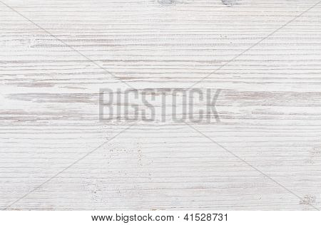 Wood Texture, White Wooden Background, Grey Plank Striped Timber Desk