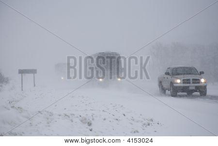 Winter Storm Driving