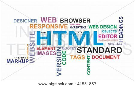 Word Cloud - Html