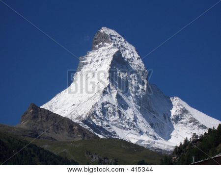 Matterhorn - Suiza