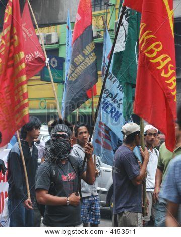 Militant Flag Bearer