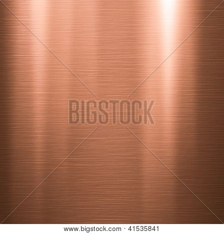 Color bronce metalico