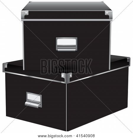 Two Office Container