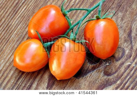 Bunch Of Piccadilly Tomatoes