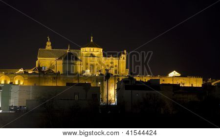 Cathedral And Mosque Of Cordoba