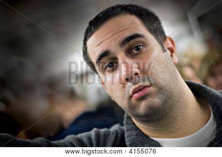 Serious Guy