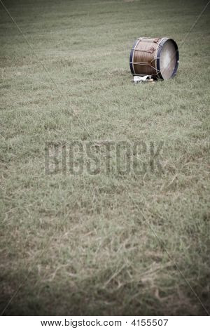 Revolutionary War Drum