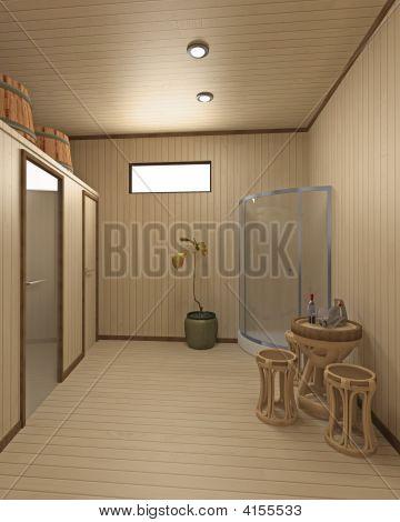 Sauna Inerior