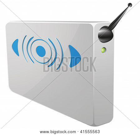 modem vector