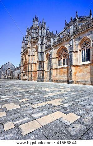 Batalha Monastery. Unesco Site, Portugal